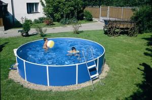 Детский бассейн для дачи своими руками