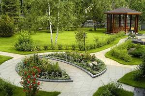 - Giardini decorati ...