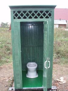 уличный туалет своими руками фото чертежи