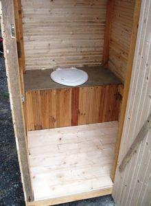 Дачный туалет: типы конструкций дачного туалета, а так же технология строительства туалета на даче