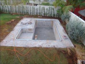 Как выбрать место во дворе для бассейна