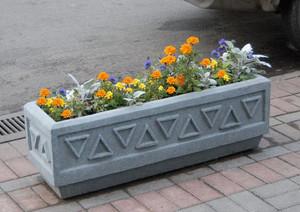 Цветочные вазоны для цветов