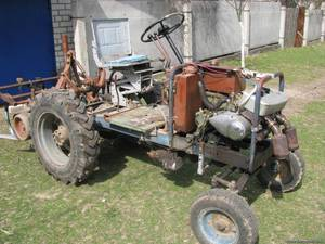 Самоделки трактора своими руками фото 752