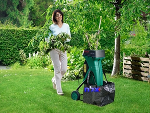 Функциональное применение электрических садовых измельчителей на дачных участках