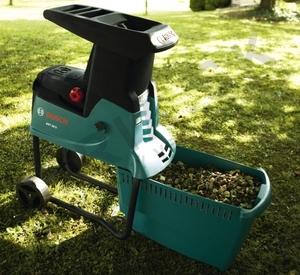 Правила эксплуатации садовым измельчителем