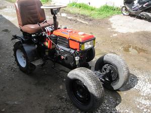 Техническое описание конструкции мини трактора из мотоблока