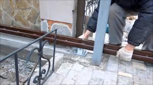 Как соорудить откатные ворота