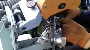 Как заклепать цепь бензопилы своими руками в домашних условиях фото 534