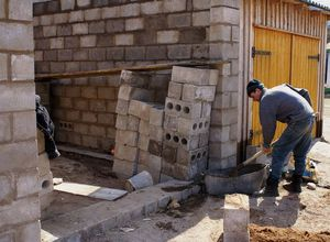 Инструкции для постройки сарая из пеноблоков на даче своими руками
