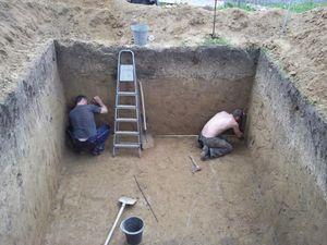 Строительства погреба своими руками