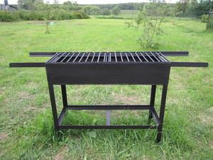 Как возвести печь барбекю