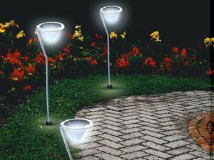 Уличные современные фонари