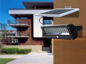 Описание разновидностей фонарей на солнечных батареях