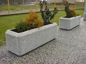 Вазон для цветов бетонный своими руками