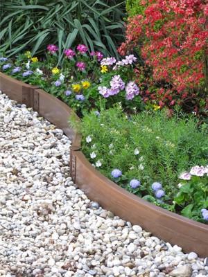 Садовые готовые бордюры