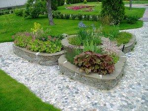 Как расположить искусственный газон