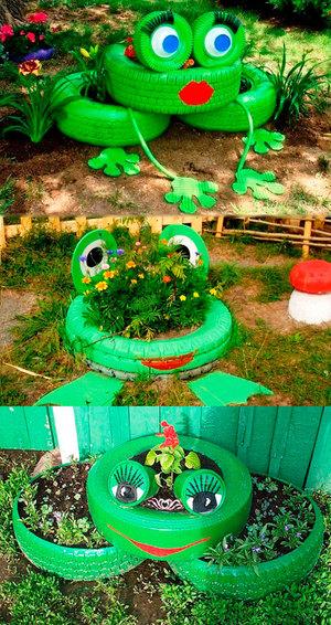 Как сделать лягушку из баллонов