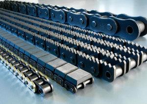 Роликовые цепи и втулочные