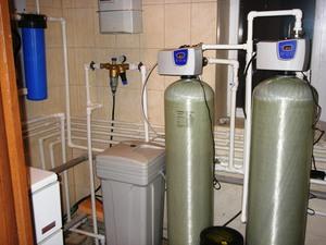 Водоснабжение частного дома от центрального водопровода