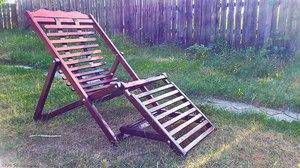Раскладное кресло для дачи и загородного дома