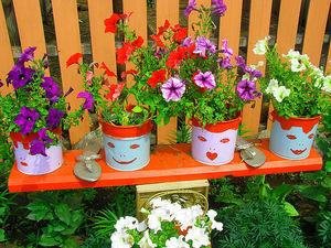 Как создать украшения для сада и огорода своими руками
