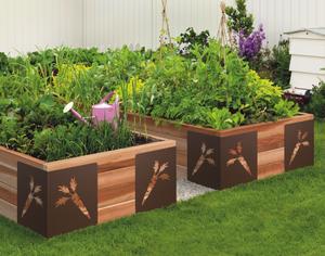 Красивые идеи поделок для сада