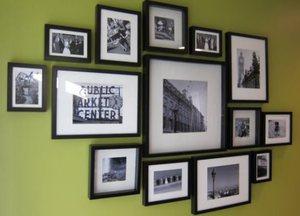 Фото в рамке могут стать настоящими украшениями для любой комнаты.