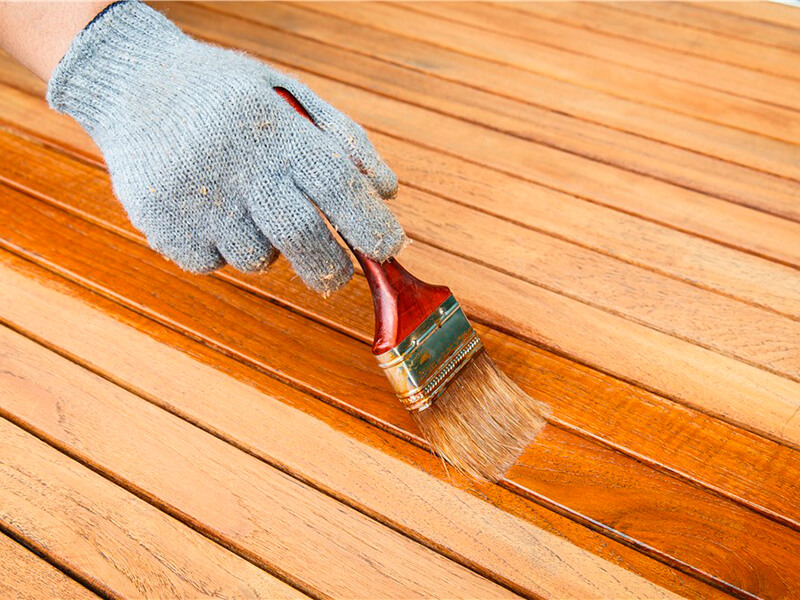 Как защитить древесину от гниения