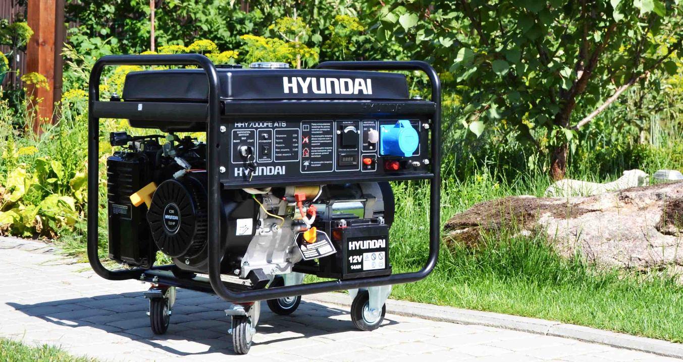 Выбираем бензиновый генератор электрического тока для частного дома