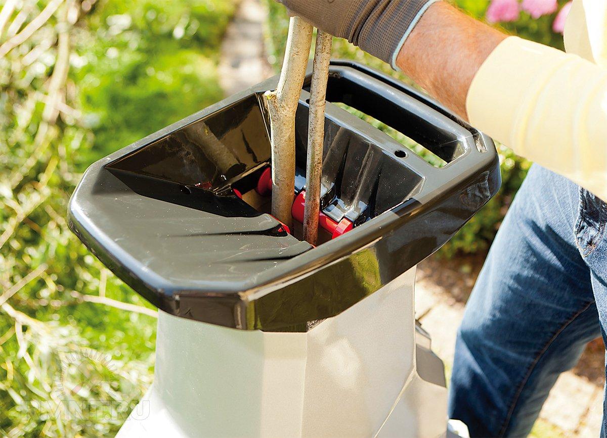 Как правильно выбрать садовый измельчитель для травы и веток