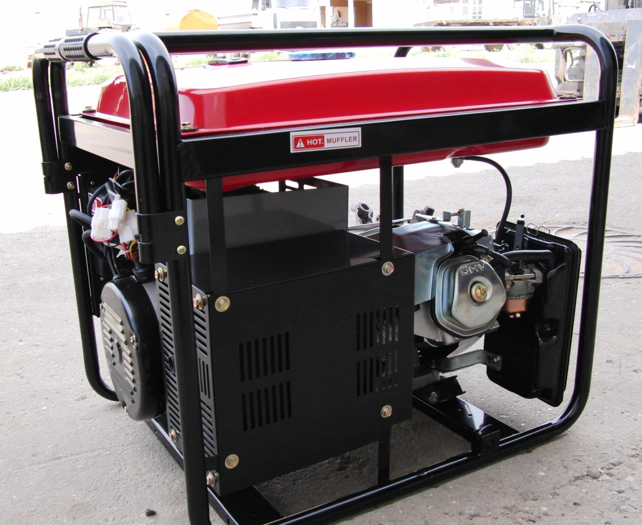 Электрогенераторы для дома: цены дизельных генераторов