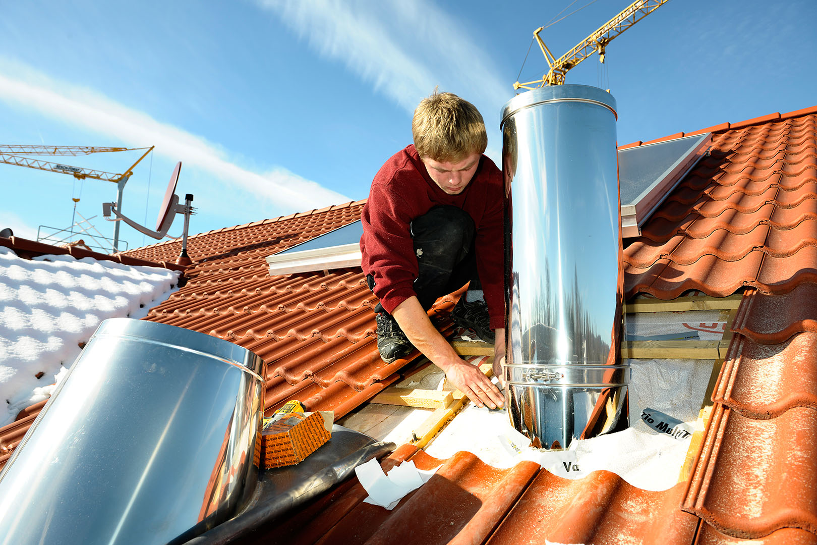 5 фатальных ошибок при монтаже дымохода