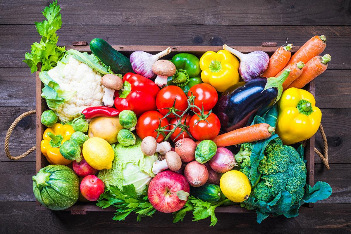 6 правил выбора свежих и вкусных овощей в магазине