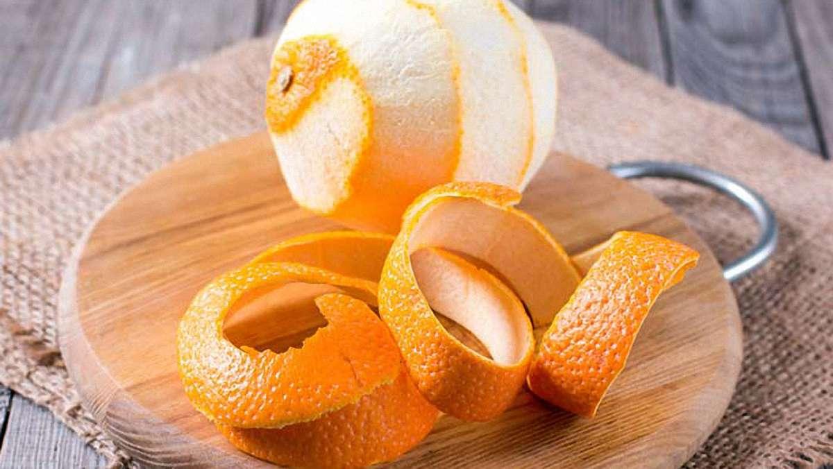 Как с пользой применить кожуру овощей и фруктов