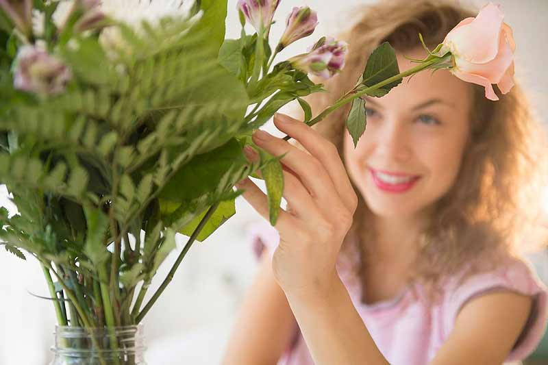 3 способа сохранить красоту цветов надолго
