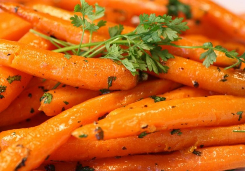 6 необычных блюд с морковью, которые понравятся даже детям