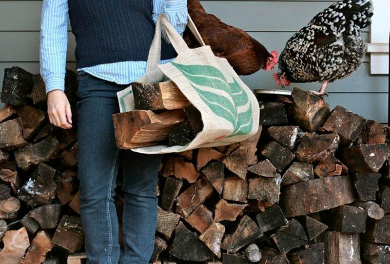 Как сделать удобную переноску для дров своими руками и без лишних затрат