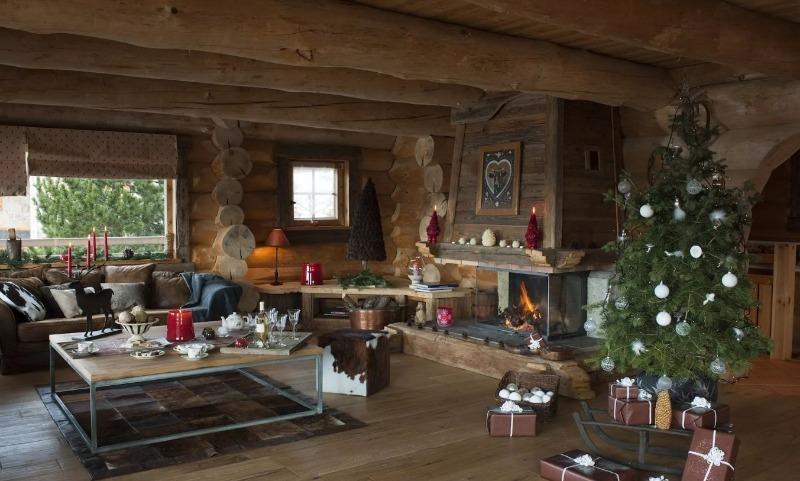 Новый год на даче: отличная замена надоевшему празднованию в квартире