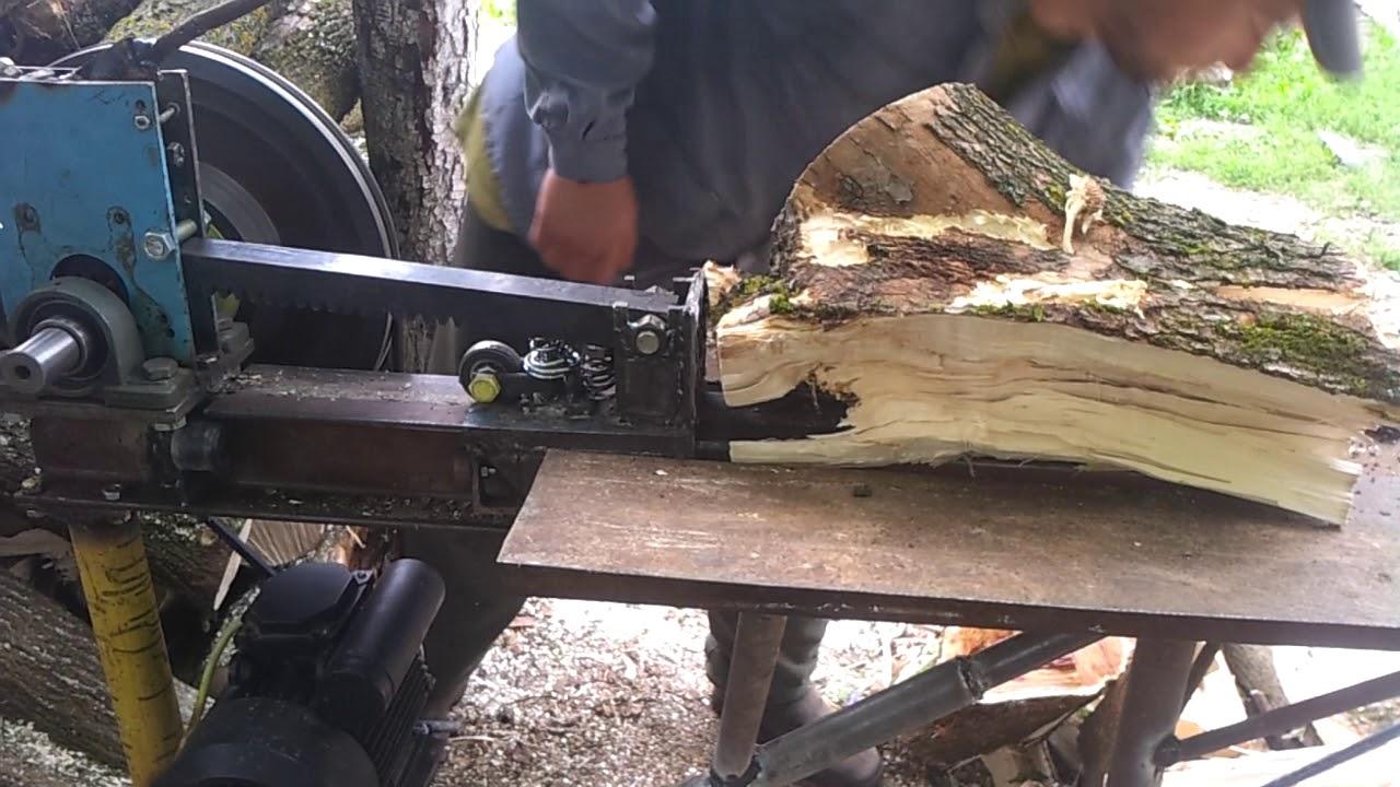 Как создать своими руками реечный дровокол, чертёж и инструкция