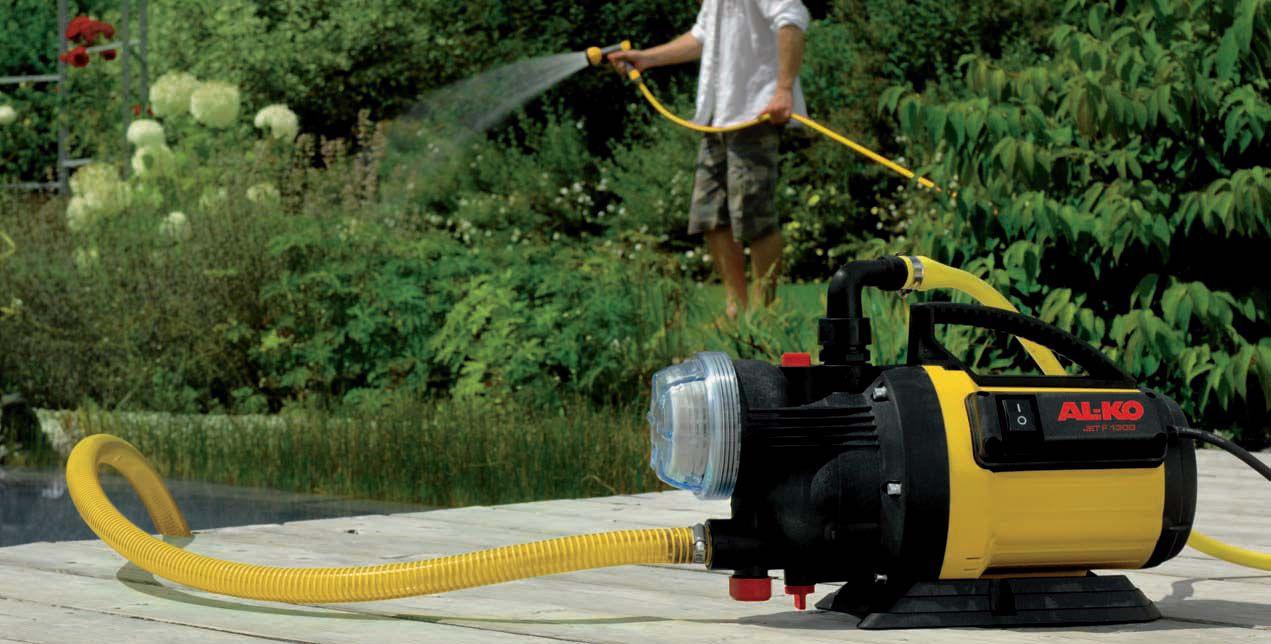 Насосы для полива огорода
